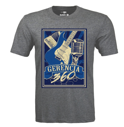 gerencia music tee