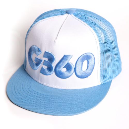 G 360 baby blue