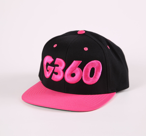 Pink G360 Hat