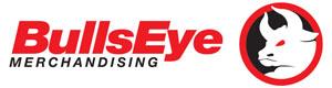 Bullseye Merchandising Logo